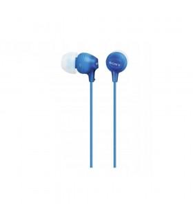 Słuchawki Sony MDR-EX15AP NIEBIESKI