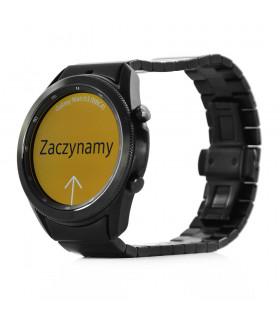 Smartwatch Samsung Galaxy Watch 3 45mm Titanium R840 CZARNY