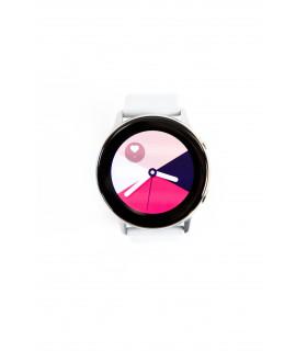 Smartwatch Samsung Galaxy Watch Active R500 SREBRNY