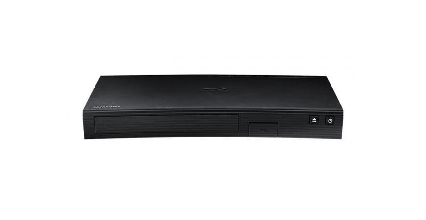 Samsung BD-J5900 – Test zakrzywionego Blu-raya z 3D i Wi-Fi